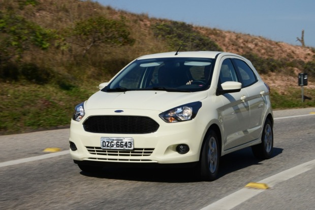 Destaques de vendas: Ford Ka é vice-líder do mercado Ecosport cresce nos SUVS - Foto: Ford